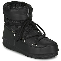 Zapatos Mujer Botas de nieve Moon Boot MOON BOOT LOW NYLON WP 2 Negro
