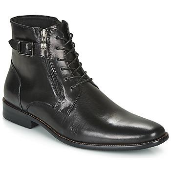 Zapatos Hombre Botas de caña baja Kdopa BAUDRY Negro