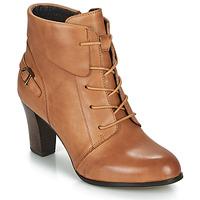 Zapatos Mujer Botines Kdopa ALOE Cognac