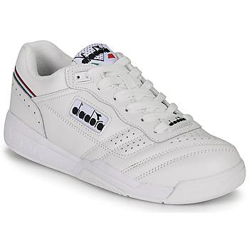 Zapatos Zapatillas bajas Diadora ACTION Blanco