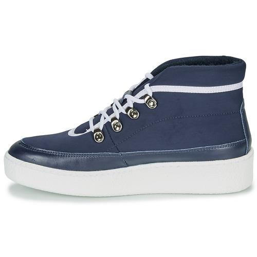Caña Skilon Botas Marino Baja Mid Zapatos De Aigle Mujer u5lJFK3T1c