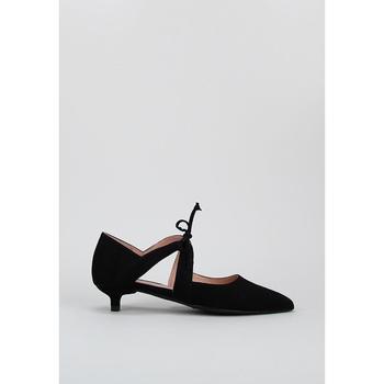 Zapatos Alpargatas Krack Harmony DORA Negro