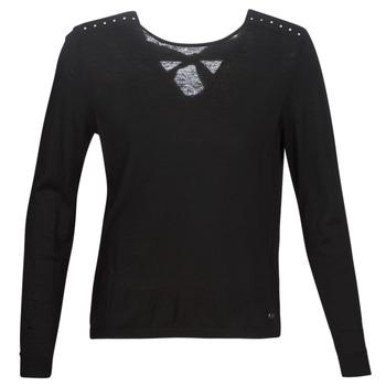 textil Mujer jerséis Kaporal PIKOU Negro