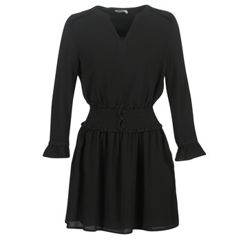 textil Mujer vestidos cortos Kaporal DOLLI Negro