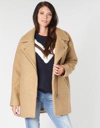 textil Mujer Abrigos Kaporal DALIA Beige / Marrón