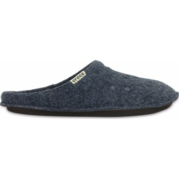 Zapatos Hombre Pantuflas Crocs Crocs™ Classic Slipper Nautical Navy/Oatmeal