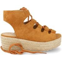 Zapatos Mujer Sandalias Festissimo D8520 Camel