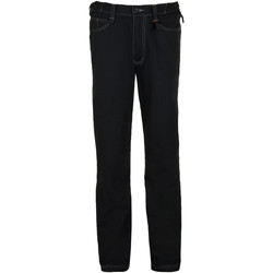 textil Hombre pantalones chinos Sols SPEED PRO MULTI WORK Negro