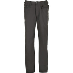 textil Hombre pantalones chinos Sols SPEED PRO MULTI WORK Gris