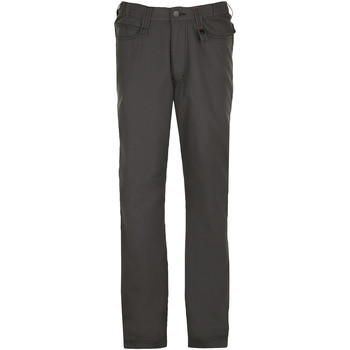 textil Hombre pantalones chinos Sols SPEED PRO MULTI WORK Gris