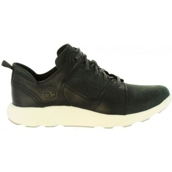Zapatos Mujer Fitness / Training Timberland FLYROAM LEATHER OXFORD NEGRO NEGRO