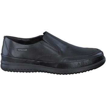 Zapatos Mocasín Mephisto TWAIN Negro