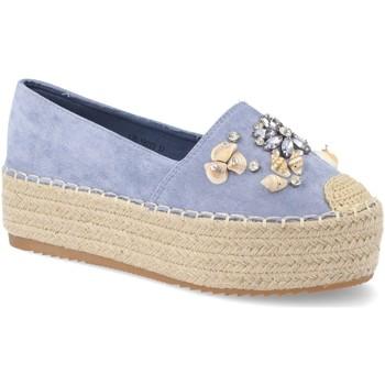 Zapatos Mujer Alpargatas Buonarotti 1JB-19223 Azul