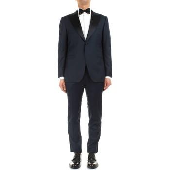 textil Hombre Trajes Kiton UASM861K07R1504001 azul