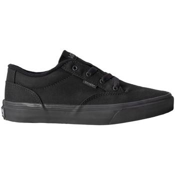 Zapatos Niños Zapatillas bajas Vans Winston Negros