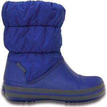Zapatos Niños Botas de agua Crocs™ Crocs™ Kids' Winter Puff Boot 35