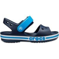 Zapatos Niños Sandalias Crocs™ Crocs™ Bayaband Sandal Kid's Navy