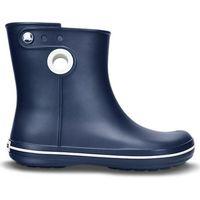 Zapatos Mujer Botas de agua Crocs Crocs™ Women's Jaunt Shorty Boot Navy
