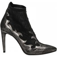 Zapatos Mujer Botas de caña baja Now MARYLIN acciaio