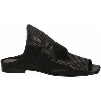 Zapatos Mujer Chanclas Poesie Veneziane VELVET STUOIA nero