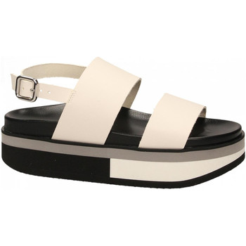 Zapatos Mujer Sandalias Frau NATURAL-S bugr-burro-grigio