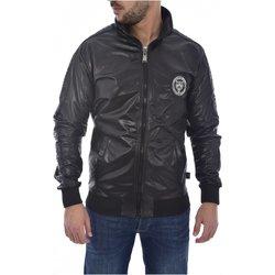 textil Hombre cazadoras Philipp Plein Sport Jersey & Cardigans MJB0328 YOU DA ONE negro