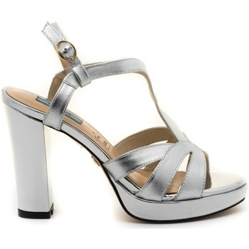 Zapatos Mujer Sandalias Chiller 19075 Gris