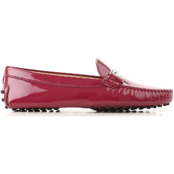 Zapatos Mujer Mocasín Tod's XXW00G0Q4990W0R812 Rosa scuro