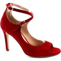 Zapatos Mujer Zapatos de tacón Malù Malù MAL-E19-1484-RU Rosso
