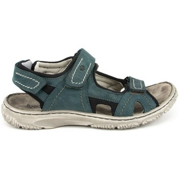Zapatos Hombre Sandalias de deporte Josef Seibel CARLO-03 MARINO