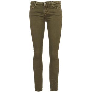 textil Mujer Pantalones cortos Acquaverde SCARLETT Kaki
