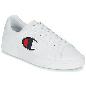 Zapatos Hombre Zapatillas bajas Champion M979 LOW Blanco
