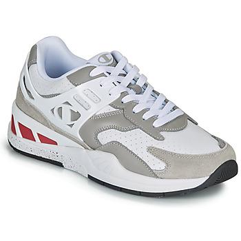 Zapatos Hombre Zapatillas bajas Champion PRO LEATHER Blanco / Beige