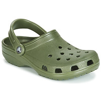 Zapatos Zuecos (Clogs) Crocs CLASSIC Kaki