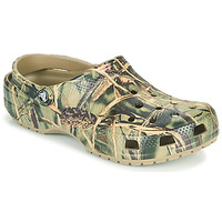 Zapatos Hombre Zuecos (Clogs) Crocs CLASSIC REALTREE Kaki