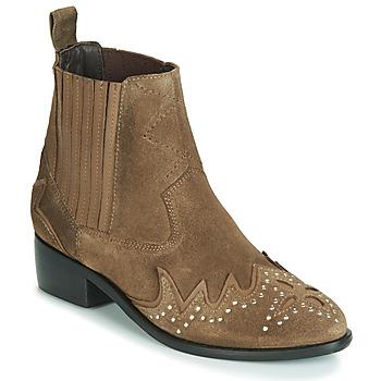 Zapatos Mujer Botas de caña baja Pepe jeans CHISWICK LESSY Marrón