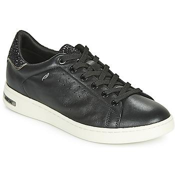 Zapatos Mujer Zapatillas bajas Geox D JAYSEN Negro