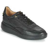 Zapatos Mujer Zapatillas bajas Geox D RUBIDIA Negro