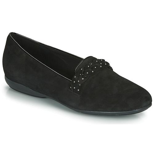 Geox D ANNYTAH Negro - Envío gratis | ! - Zapatos Bailarinas Mujer