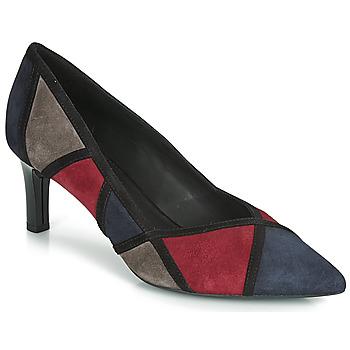 Zapatos Mujer Zapatos de tacón Geox D BIBBIANA Marino