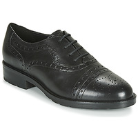 Zapatos Mujer Derbie Geox D BETTANIE Negro