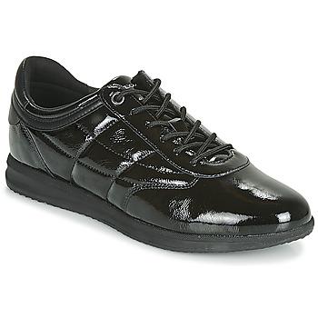 Zapatos Mujer Zapatillas bajas Geox D AVERY Negro