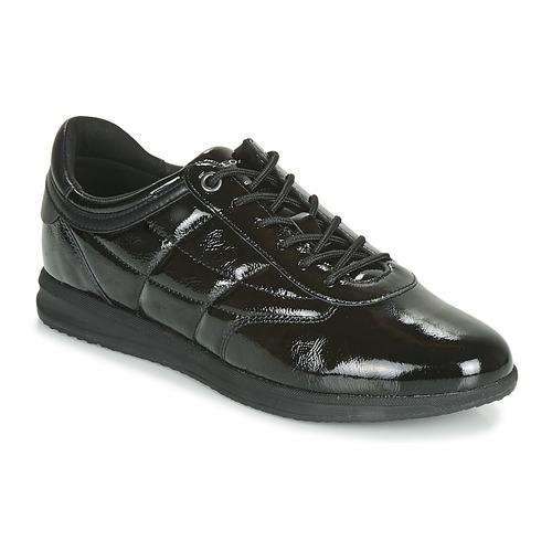 Zapatillas Avery Bajas Mujer D Geox Negro Zapatos H2IeDb9YWE