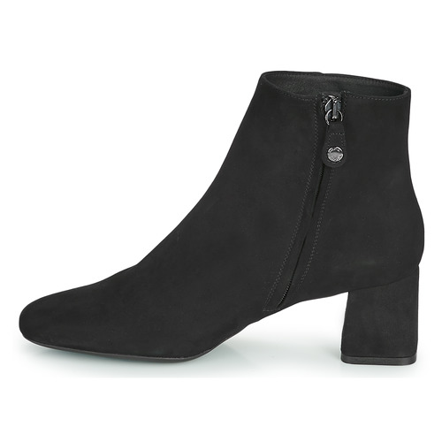 Zapatos Botines D Geox Mujer Negro Seyla xodCBWer