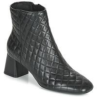Zapatos Mujer Botines Geox D SEYLA Negro