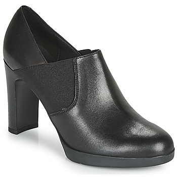 Zapatos Mujer Low boots Geox D ANNYA HIGH Negro