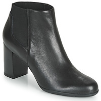 Zapatos Mujer Botines Geox D NEW ANNYA Negro