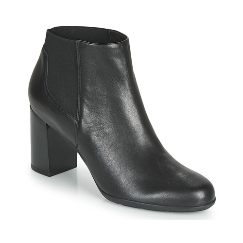 Botines Zapatos D Negro Geox Annya Mujer New WQrdxoeCBE