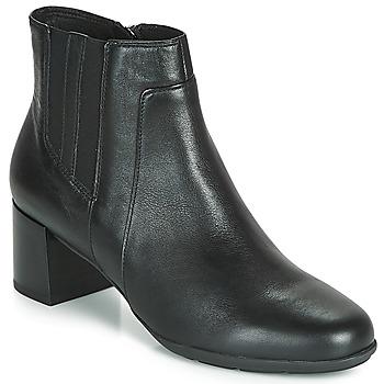 Zapatos Mujer Botines Geox NEW ANNYA MID Negro