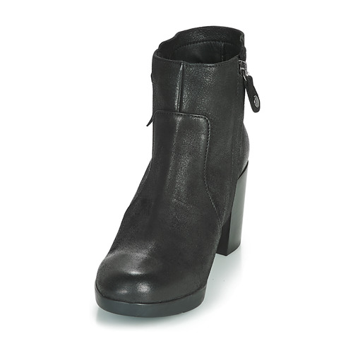 Botines Geox Mujer Aneeka D Negro Zapatos Qdrths